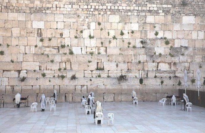 Western Wall Heritage Foundation anuncia su regreso después de la flexibilización de las restricciones