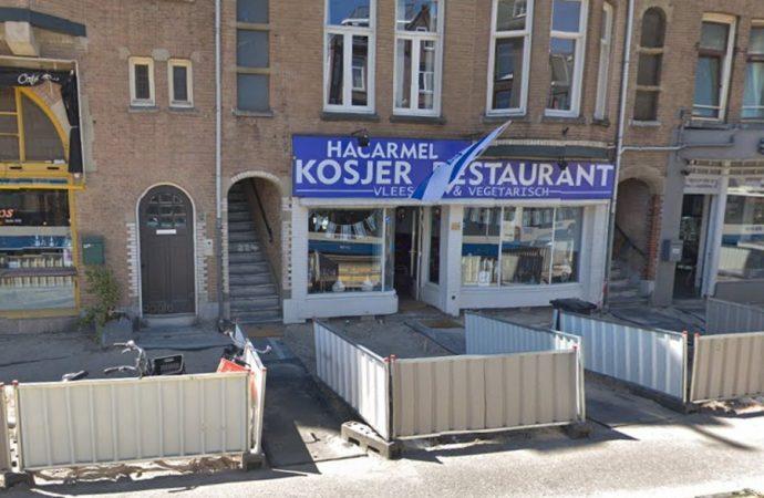 Hombre sirio rompe ventanas del restaurante kosher en Amsterdam por segunda vez