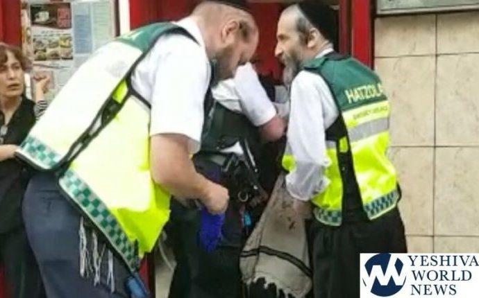 Maguid Shiur en Satmar London Yeshivá apuñalado en un ataque no provocado