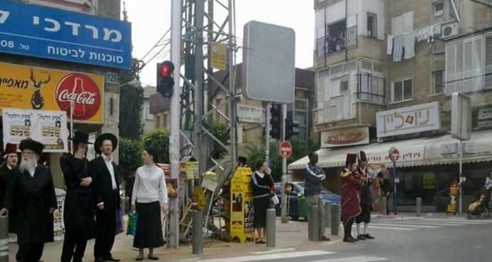 Más del 30% de las tiendas Bnei Brak están a la venta