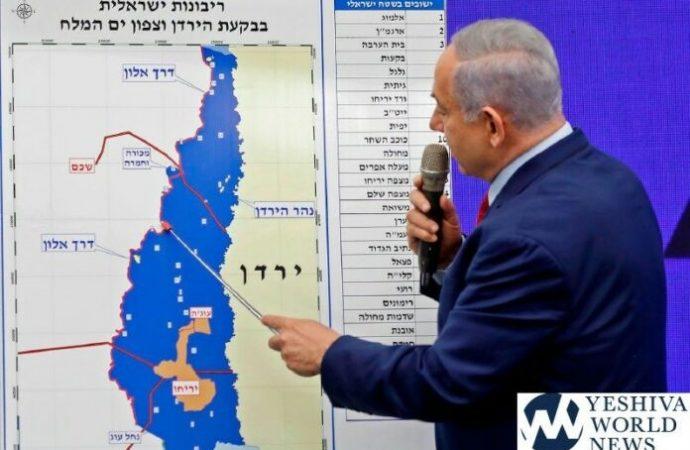 La mayoría de los haredim en Israel apoyan la anexión