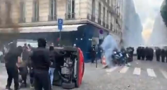 Impactante video: ¿Intifada en Francia?