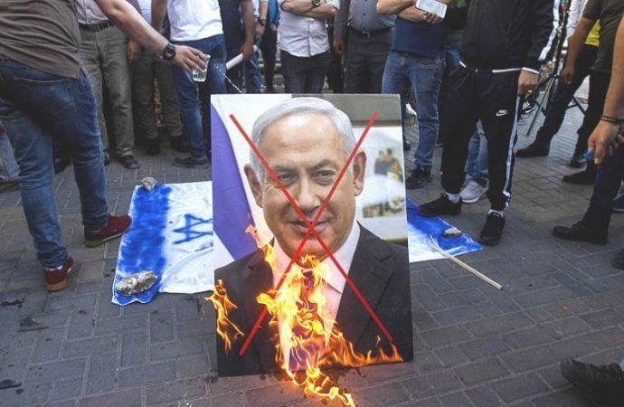 Netanyahu decidido a declarar la soberanía