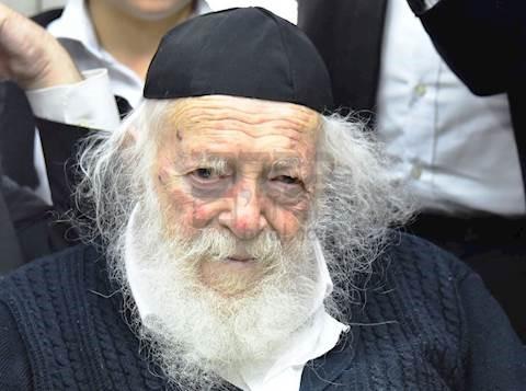 """Hoy domingo """"Mejórate como persona"""": charla con el nieto del Rab Jaim Kanievsky y del Rav Shteinman zt'l"""