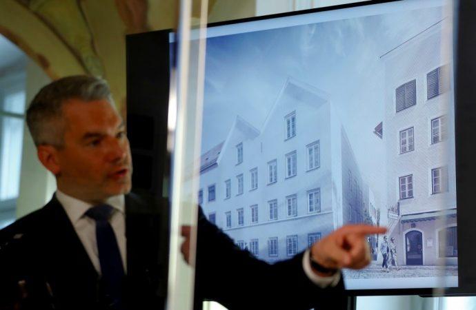 Austria presenta diseño convirtiendo el lugar de nacimiento de Hitler en la estación de policía
