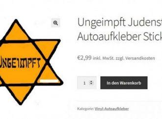 <strong>Antisemitismo.</strong> Munich prohíbe el uso del símbolo del Holocausto para protestar contra las reglas del coronavirus