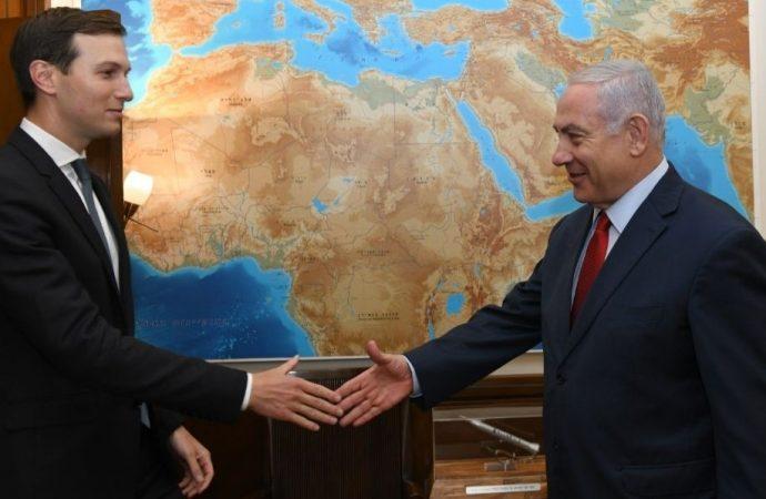 """Jared Kushner y otros funcionarios a Netanyahu: """"Reduzca la velocidad del proceso de anexión"""""""