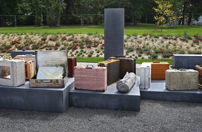 Un monumento único está dedicado a los judíos deportados a la muerte