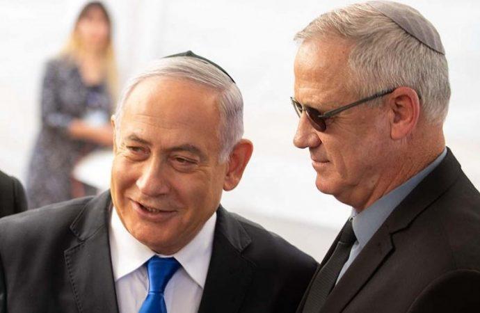 El ultimátum de Netanyahu a Gantz: soberanía ahora o nuevas elecciones