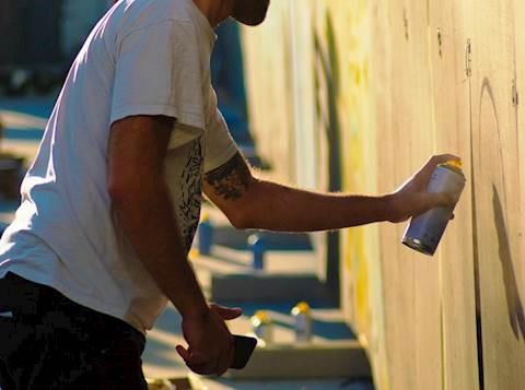 """4th Reich"" – Jardín de infancia en Melbourne vandalizado con graffiti neonazi"