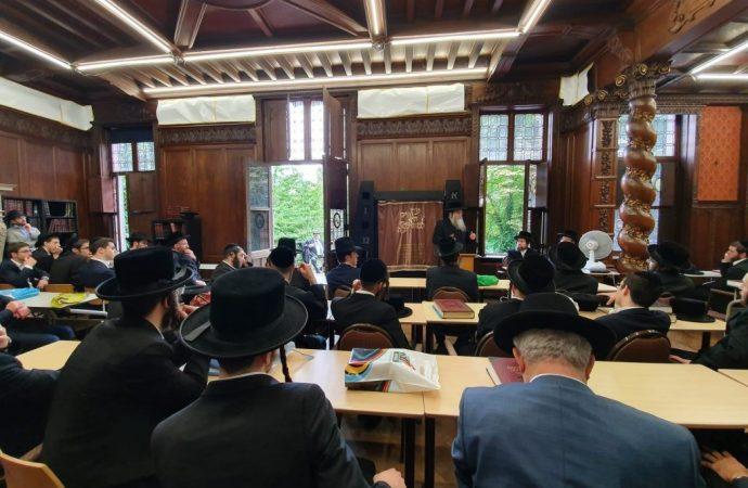 Se abre nueva Yeshivah en Amberes