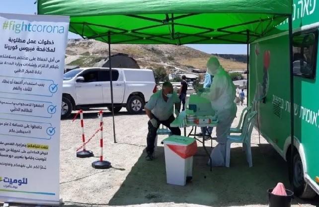 El ejército israelí informa que casi triplica los casos de coronavirus en 9 días