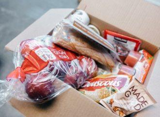 <strong>Solidaridad.</strong> Alimentos Kosher gratuitos entregados a cada hogar en Nueva York