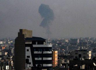 <strong>Represalia.</strong> La IAF ataca Gaza después del ataque con cohetes del viernes por la noche