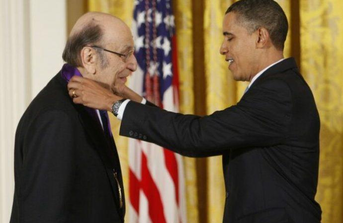 Muere Milton Glaser, diseñador del logotipo 'I Love NY'