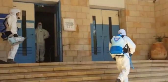 COVID-19 continúa extendiéndose en las escuelas israelíes