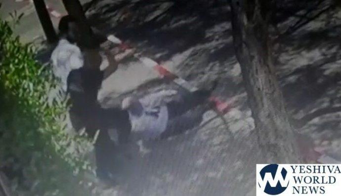 El hombre de Petaj Tikvah ataca brutalmente a Rosh Kolel en la alteración de COVID-19