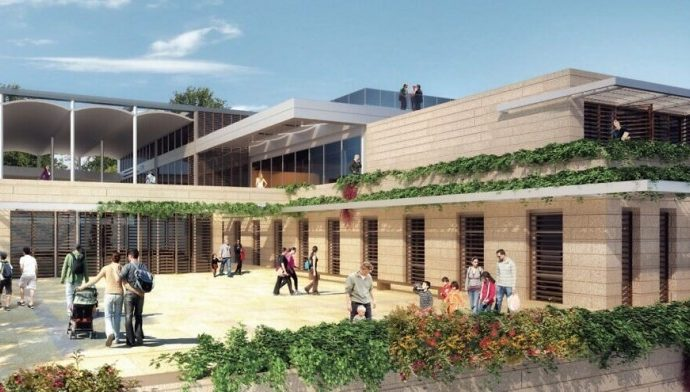 Nefesh B'Nefesh construye en Jerusalem Centro para los nuevos olim