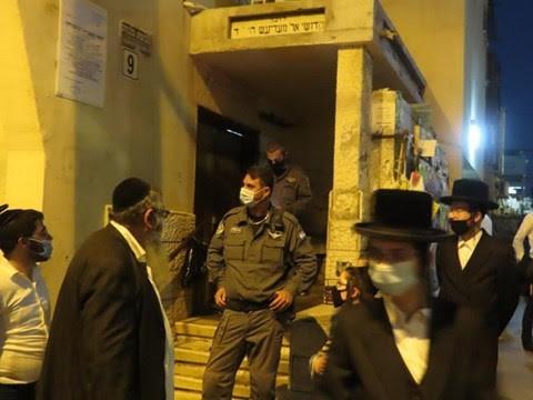 Cómo Bnei Brak evitó un bloqueo impuesto por el gobierno