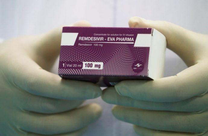 Israel se está quedando sin Remdesivir, droga utilizada en el tratamiento de pacientes con COVID-19