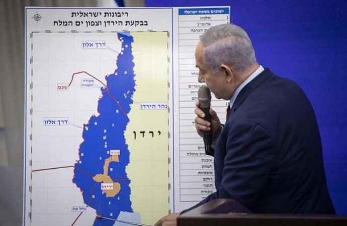 Proyecto de ley de soberanía para toda Judea-Samaria propuesto por el lobby de la Knéset
