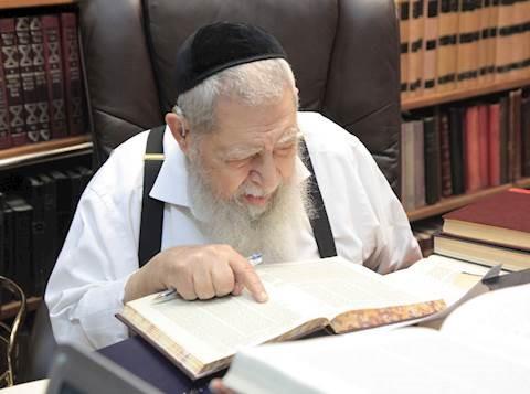 Un sueño inquietante 30 años después de denigrar a HaRav Ovadia Yosef