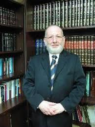 Homenaje al Rab Iona Blickstein zt'l
