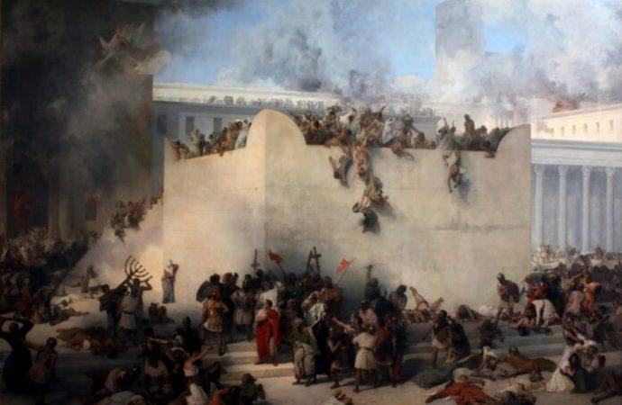 Los acontecimientos históricos de Tishá B'Av