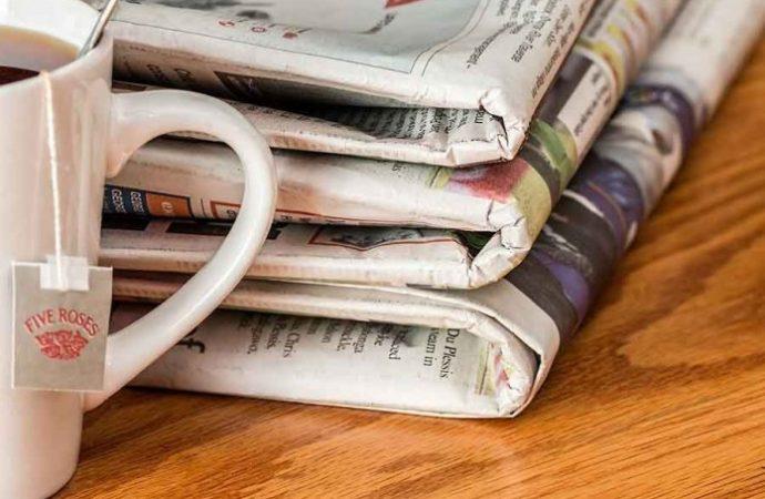 ¿Se puede publicar un periódico de acuerdo con la Halajá?