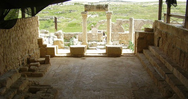 Los árabes prendieron fuego al antiguo sitio arqueológico de Susya