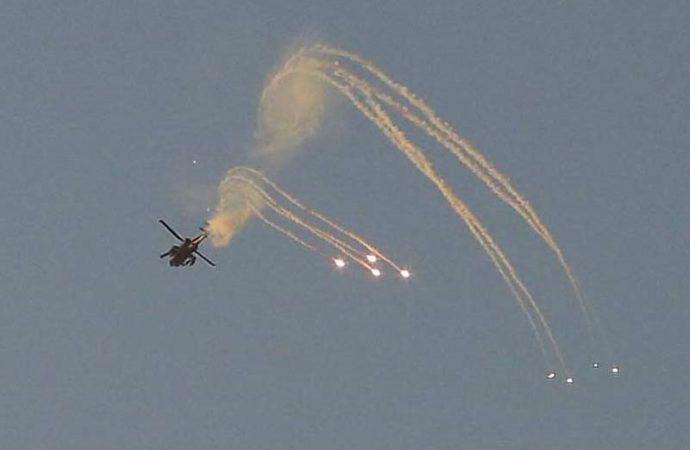 Las FDI atacan a terroristas de Gaza en represalia por el lanzamiento de cohetes