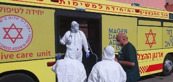 Israel: más casos nuevos que toda Italia, España y Francia en las últimas 24 horas