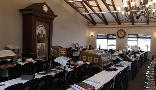 Sudáfrica: El bloqueo se alivió pero las sinagogas permanecen vacías