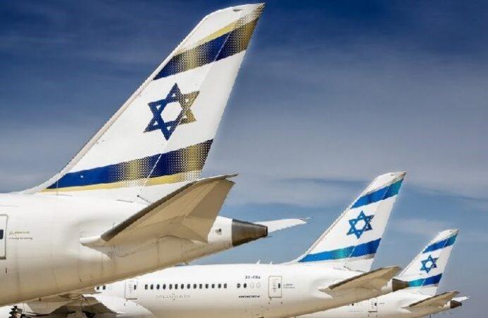"""Mientras El Al detiene todos los vuelos, la industria de la aviación de Israel está en un """"punto de no retorno"""""""
