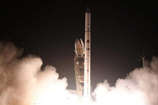 El satélite espía Ofek 16 lanzado hoy permite mirar a cualquier parte del Medio Oriente