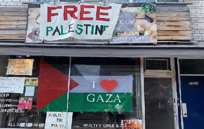 """Restaurante en Toronto: """"Los sionistas no son bienvenidos"""""""