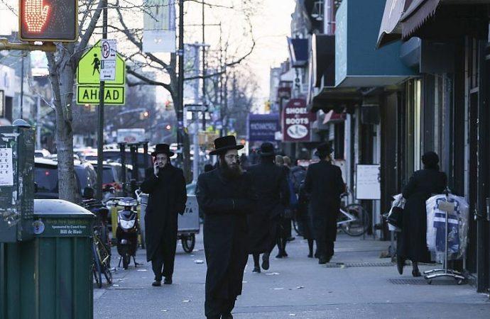 Los judíos ortodoxos de Brooklyn están solos en el mundo