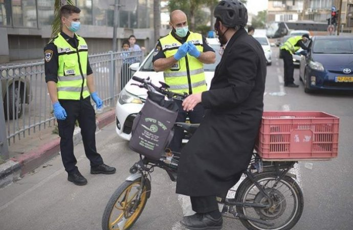 Israel se prepara para el bloqueo en 9 ciudades