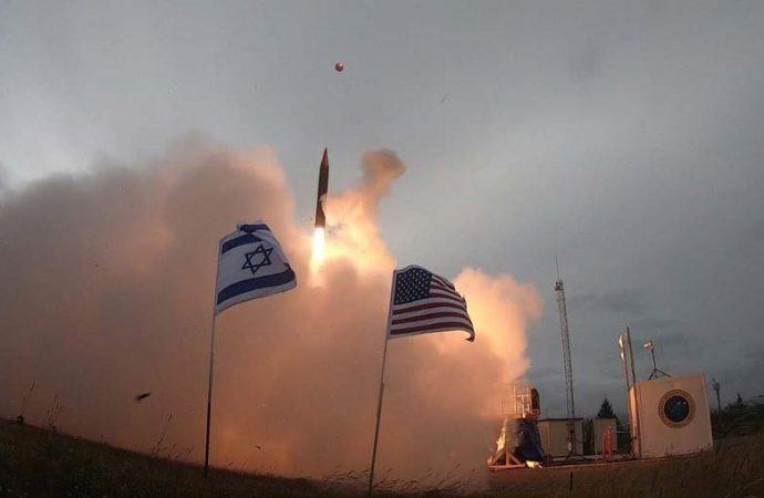 Cámara de los Estados Unidos aprueba $ 500 millones en asistencia de defensa antimisiles para Israel