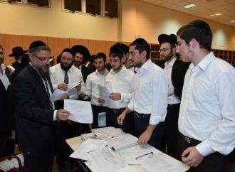 <strong>Bajurim de Yeshivot.</strong> Las comunidades judías en América del Sur se unen al programa internacional de Dirshu