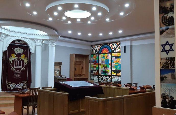 Judíos luchan para salvar a la sinagoga de 124 años de la demolición