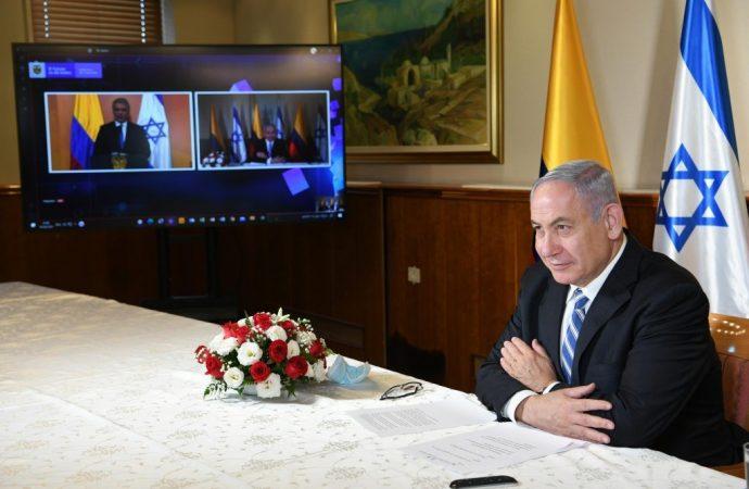 Israel lanza tratado de libre comercio con Colombia