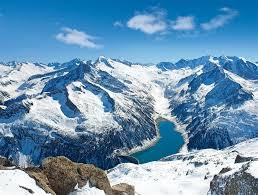 Cinco Bajurim de Europa perdidos en los Alpes austríacos