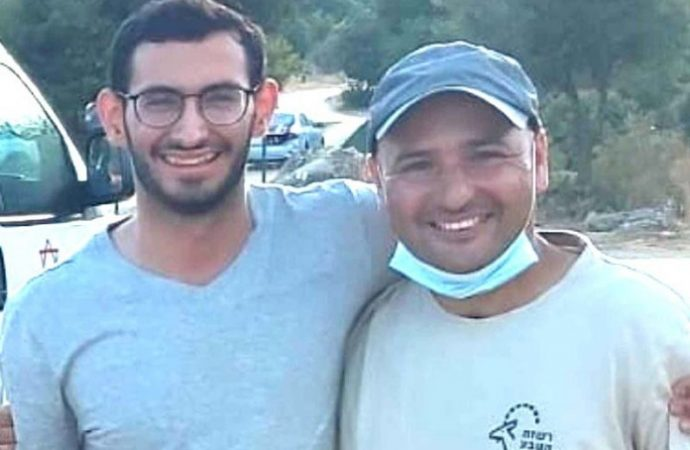 Guardabosques druso salva a un bebé judío que se asfixiaba