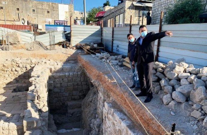 Centro comercial de 400 años y el túnel terrorista más antiguo de Israel descubierto en el norte