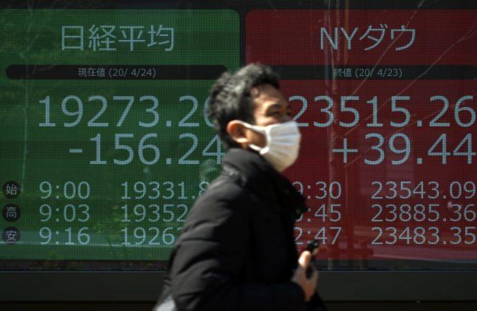 Las acciones avanzan en Asia después de que el S&P 500 registra un máximo histórico
