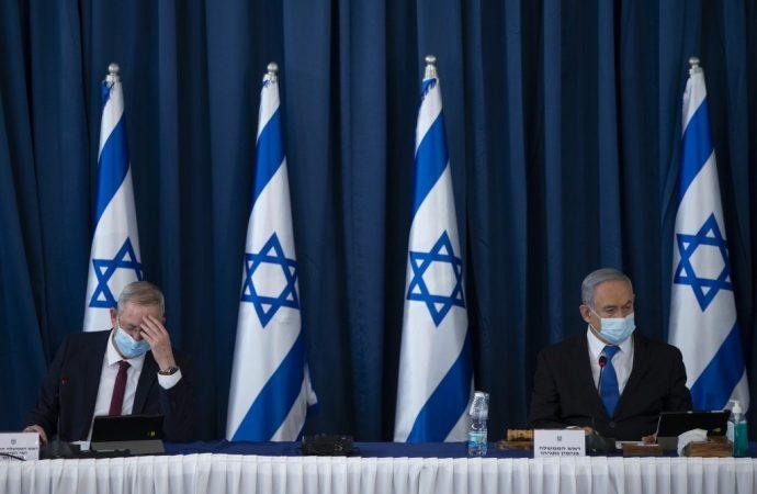 Netanyahu hace un llamado de paz a Gantz