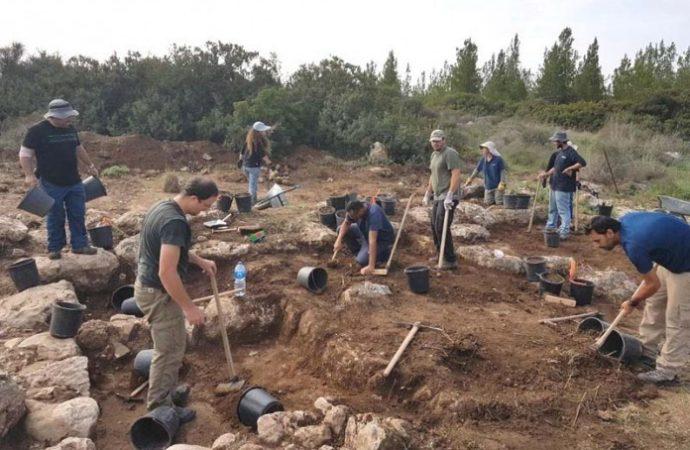 Fortaleza cananea de la era de los jueces descubierta en excavaciones cerca de Kiryat Gat