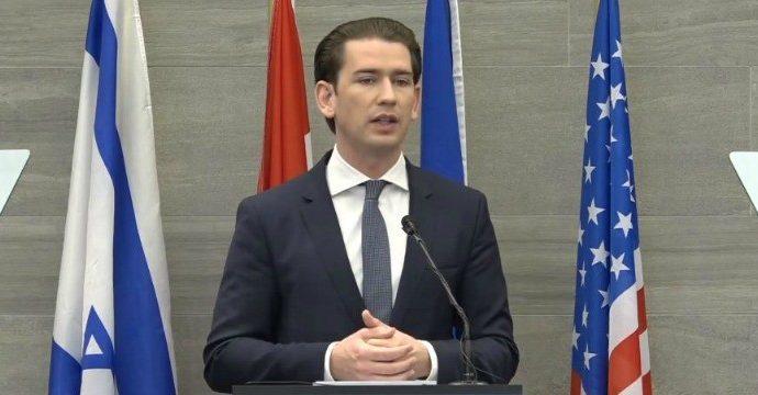 Líderes austríacos condenan ataque contra la comunidad judía en Graz
