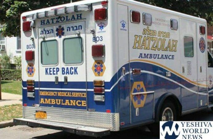 19 segundos para que Hatzolah sea enviada a la emergencia